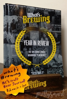 Subscription to What's Brewing Magazine