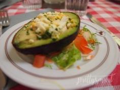 Foyer De La Madeleine Avocado Dish