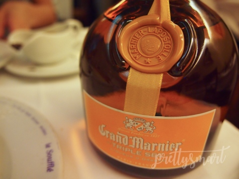 Le Soufflé - Grand Marnier