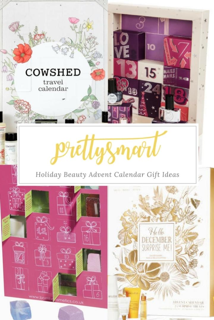 Holiday Beauty Advent Calendar Gift Ideas