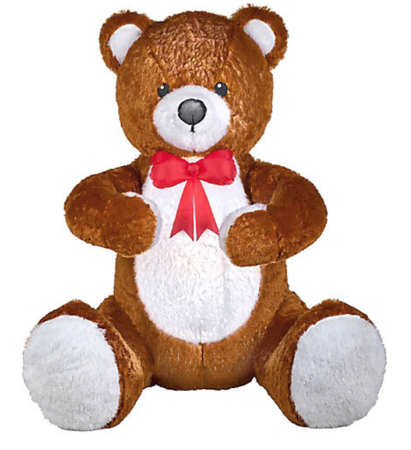 Inflatable Hugging Teddy Bear