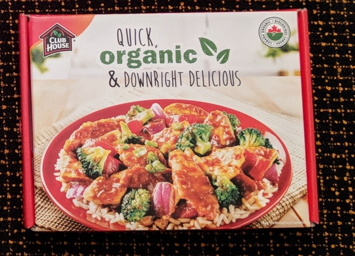 Influenster Voxbox Club House Seasonings