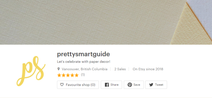 prettysmart.guide at etsy