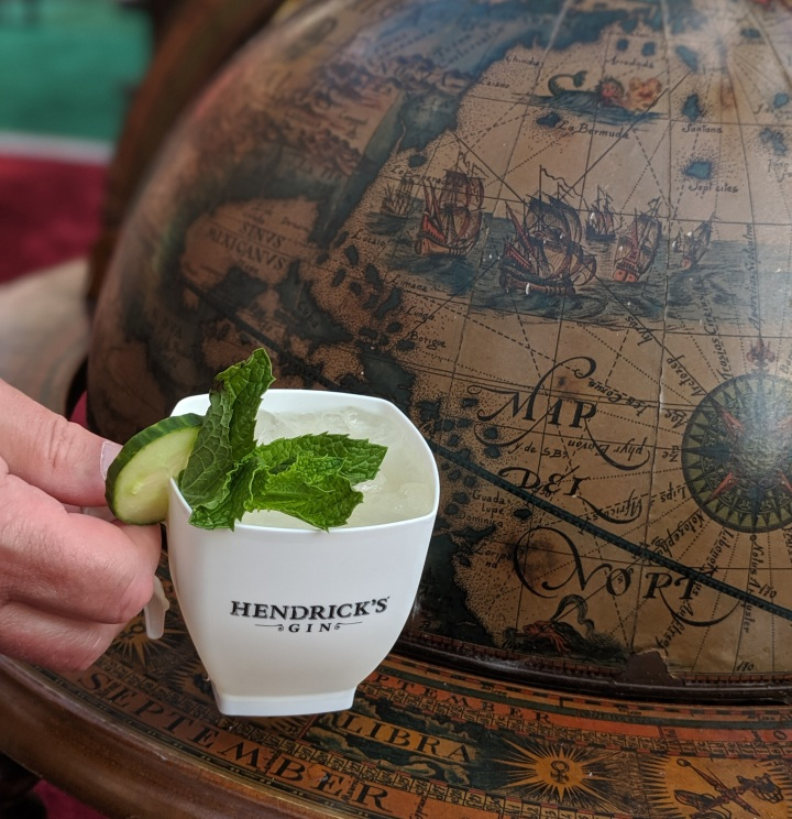 Gin cocktail recipe by Hendrick's Gin