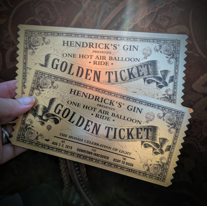 Hendricks Gin 20190802_192704 golden ticket